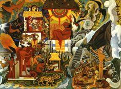 Diego Rivera Paintings