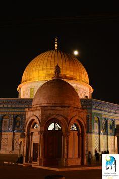 #Dome_of_the_Rock , #Jerusalem