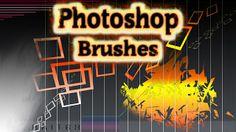 Pincéis (Bushes) Grunge Vector para Photoshop | Bait69blogspot