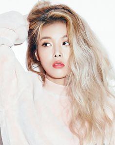 kpophqpictures: [HQ] Wonder Girls Yubin for Marie Claire Korea (1580x2000)Bigger Pictures: 1 l 2 l 3