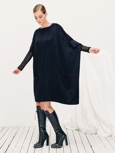 Oversize Asymmetric Dress 12/2015