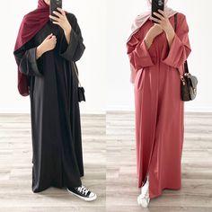 Muslimah Clothing, Modest Fashion Hijab, Modern Hijab Fashion, Arab Fashion, Hijab Fashion Inspiration, Islamic Fashion, Muslim Fashion, Mode Inspiration, Skirt Fashion
