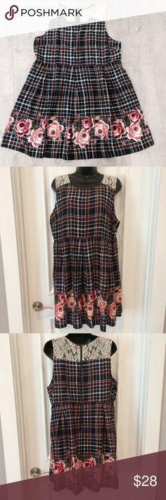 Adorable dress plus size Adorable dress plus size XXL/ TTG Dresses Midi