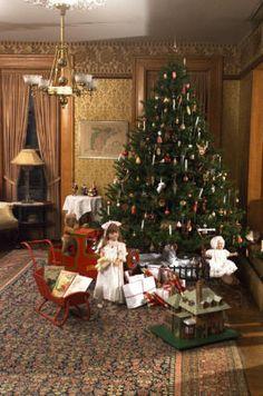 ...victorian christmas.