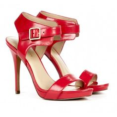 RED RED RED Red HOT Heels !!! Sole Society Shoes - Platform sandals - Aubrey #red #hot #heels