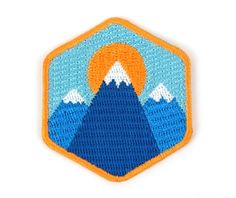 Image of Three Mountain Patch