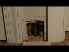 Hide Spare Cash or Other Secret Stuff in a Hidden Wall Compartment