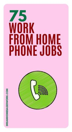 Looking for a work at home phone job? To work in customer service it is important that you have a noise-free environment, so that you will be able to listen Work From Home Companies, Online Work From Home, Work From Home Jobs, Earn Money Online Fast, Earn Money From Home, Home Based Work, Customer Service Jobs, Typing Jobs, Companies Hiring
