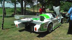 Jaguar XJR-5 Race car