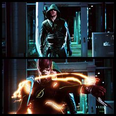 1000+ images about Arrow Flash verse on Pinterest ...