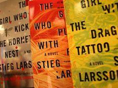 Stieg Larsson Trilogy