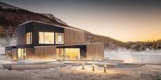 Projekt domu o powierzchni 242,5 mkw.