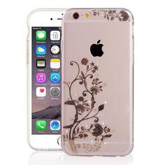 Coque Transparente iPhone 6 / 6s Elegant Flowers