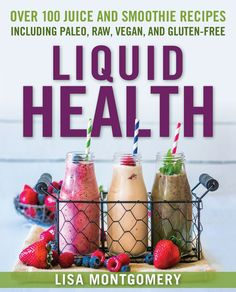 Liquid Health is the new must-have recipe collection from acclaimed author Lisa Montgomery, containing over 100 tantalizing recipes suitable for everything from the raw food diet to the Paleo and vegan diets. Liquid Health makes that first step in trying out a new diet as easy as possible—all you need is a blender and a juicer! With a wide variety of recipes to choose from, each with helpful icons to denote which diet the dish is suitable for, these delicious, nutritious recipes make it…