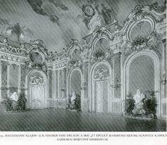 Királyi palota, Habsburg-terem