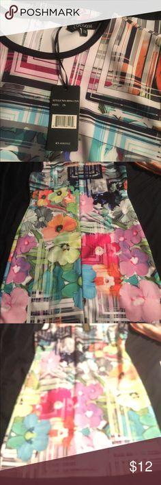 Multi color dress Multi color dress Dresses Midi