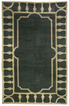 A French Deco Rug BB5007