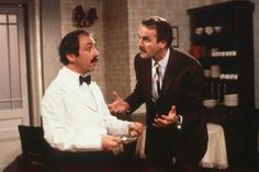 FAWLTY TOWERS .....one of the best comedy programmes ever.........    John Cleese