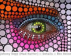 art with circles - Google Search
