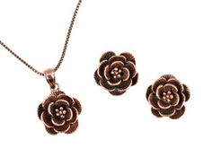 Pendants & Necklaces - Copper Rose Jewelry