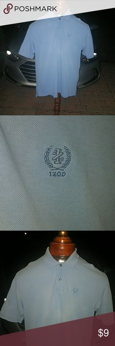 "NWOT,"" MEN'S POLO STYLE ""IZOD"" SHIRT NWOT,"" MEN'S POLO STYLE ""IZOD"" SHIRT, Color is ""Indigo Blue, Size XL, No rips,stains,or tears. Never worn.  Feel free to make an offer,  Pet and Smoke free home. Izod Shirts Polos"