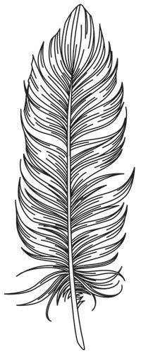 Light as a Feather | Urban Threads: Unique and Awesome Embroidery Designs #embroiderydesigns