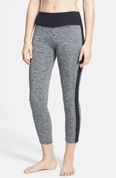 Adding some grey into my activewear collection. | @Nordstrom