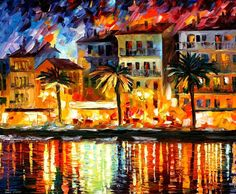 ATTRACTIVE CORSICA - PALETTE KNIFE Oil Painting On Canvas By Leonid Afremov http://afremov.com/ATTRACTIVE-CORSICA-PALETTE-KNIFE-Oil-Painting-On-Canvas-By-Leonid-Afremov-Size-30-x36.html?bid=1&partner=20921&utm_medium=/vpin&utm_campaign=v-ADD-YOUR&utm_source=s-vpin