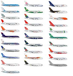 Oke I did NOT draw the aircraft, the original is from crazyhorse, I paint in different Alternate Universe(future customer) Designs, hope you like it AU Airbus A380, Boeing 777, 747 Jumbo Jet, 747 Airplane, Make A Paper Airplane, British Airline, Civil Aviation, Commercial Aircraft, Air Airlines