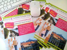 les flyers de Neozarrivants.com