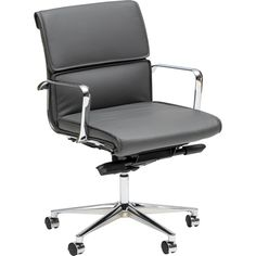 Lucia Office Chair Grey 379 00