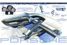 Gashetka | Transportation Design | 2009 | Porsche 918 Spyder(XG10 Project) |+7...
