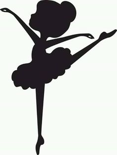 Ideas for baby diy projects cricut Ballerina Silhouette, Silhouette Art, Diy And Crafts, Crafts For Kids, Arts And Crafts, Paper Crafts, Ballerina Birthday Parties, Ballerina Party, Ballerina Cakes