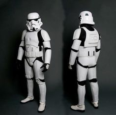 The Stormtrooper motorcycle suit will help you stay safe and look badass while riding on the streets. It's the full body suit that's comfortable to wear and...