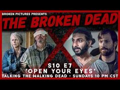 The Walking Dead Walking Dead Season, The Walking Dead, Broken Pictures, Picture Store, Open Your Eyes, Social Media Site, You Youtube, You Videos, Conversation