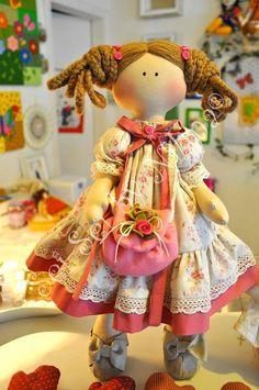 Boneca Priscila