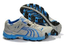 078ad2169e Now Buy 2010 Puma Running Shoes In Gray/Blue New Release Save Up From  Outlet Store at Pumafenty.