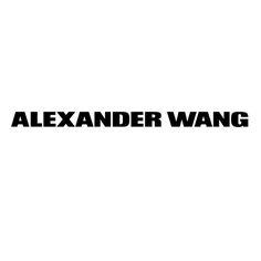alexander wang Fashion Branding fce25040dd
