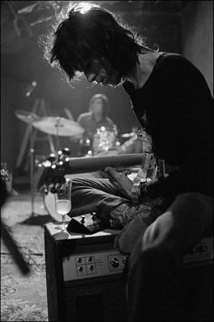 Keith Richards, 1969