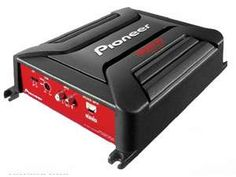 Pioneer GM-A3602 2 Channel Car Amplifier 400W Amp New GMA3602