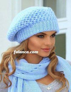 Crochet Very Beautiful Beanie Hat - kilo yio Crochet Woman, Crochet Baby, Knit Crochet, Newborn Crown, Crochet Winter Hats, Beanie Hats, Womens Scarves, Knitted Hats, Crochet Patterns