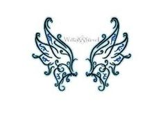 angel wing tattoos for women small - Bing Images