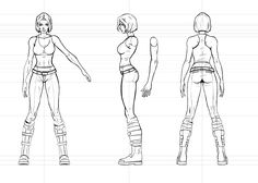 How to Draw Female Anatomy | Online Drawing Lessons