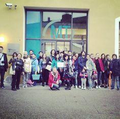 Seconda Invasione compiuta! Museo del Tessuto. Foto by Igersprato. #invasionidigitali
