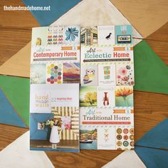 the handmade home book series: a giveaway! - the handmade home