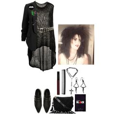 """""""God In An Alcove"""" by morbid-octobur on Polyvore"""