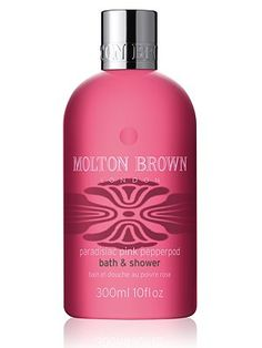 Molton Brown 'Paradisiac Pink Pepperpod Body & Shower' Review | The Plastic Diaries Beauty Blog