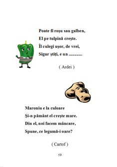 fileshare_200 de ghicitori pentru copii.pdf Kids Poems, Early Education, Infant Activities, Montessori, Kindergarten, Parenting, Teacher, Professor, Toddler Chores