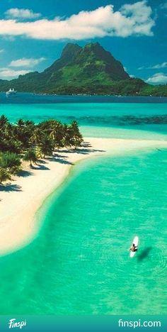 Bora-Bora #summer #travel #vacation #water #island #bora bora