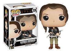 Die Tribute von Panem POP! Movies Vinyl Figur Katniss Everdeen 9 cm Hunger Games